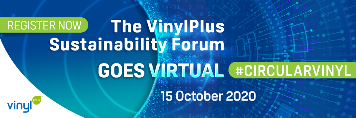 Registrazione al Vinylplus Sustainability Forum